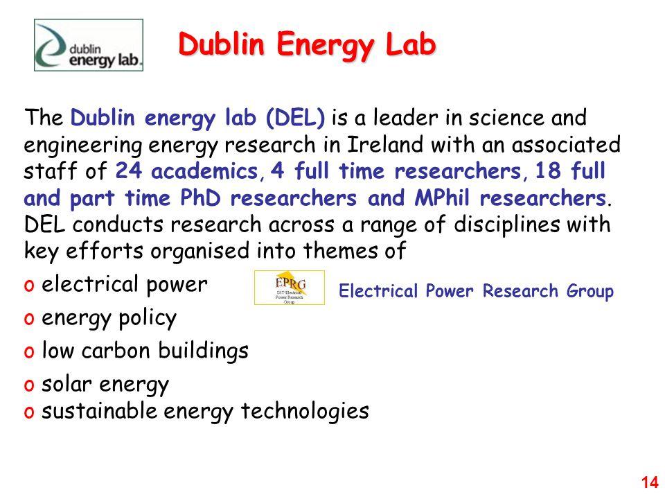 Dublin Energy Lab