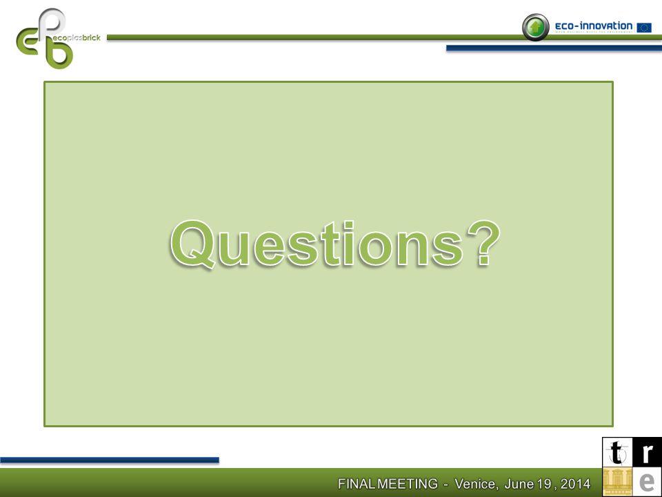 Questions FINAL MEETING - Venice, June 19 , 2014