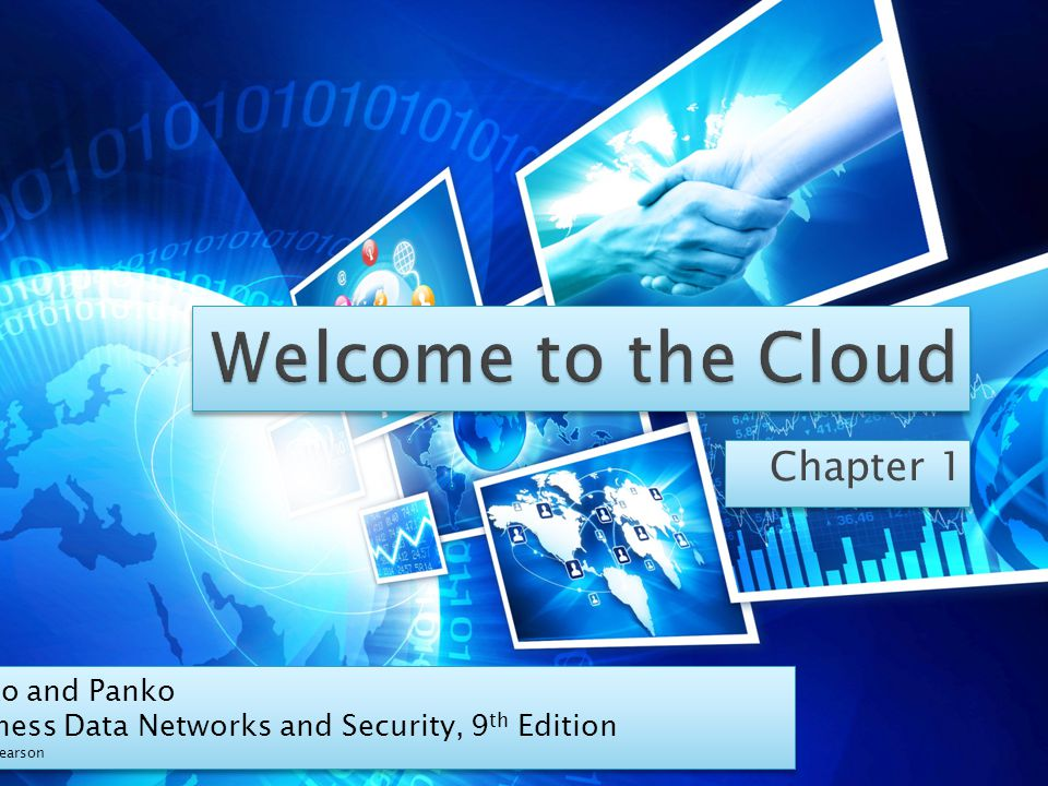 Welcome to the Cloud Chapter 1 Panko and Panko