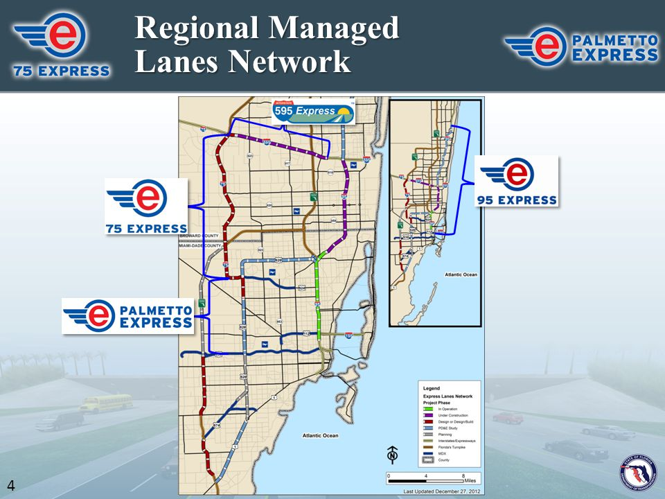 Regional Managed Lanes Network