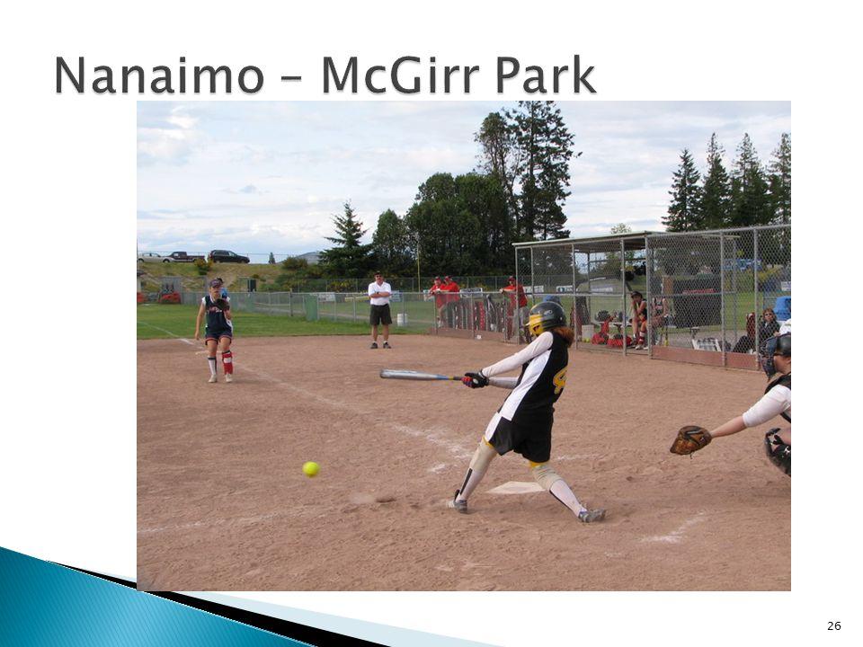 Nanaimo – McGirr Park