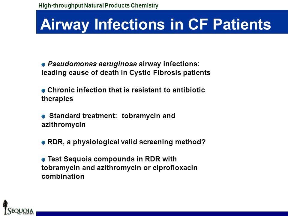 Airway Infections in CF Patients