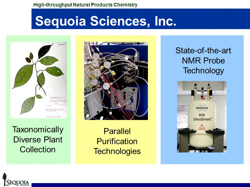 Parallel Purification Technologies