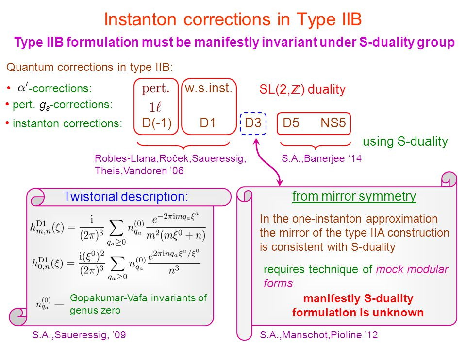 Instanton corrections in Type IIB