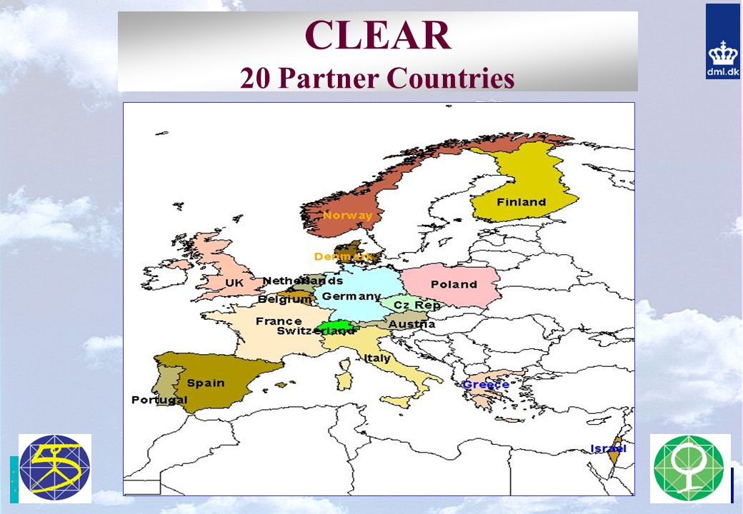 CLEAR 20 Partner Countries
