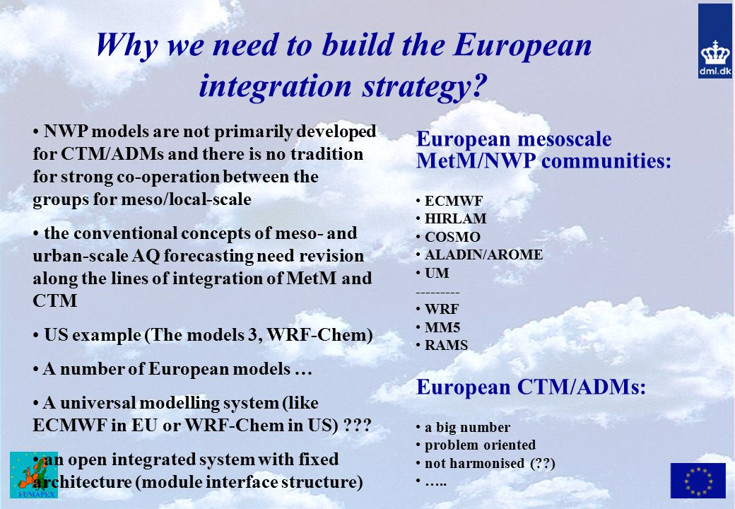 Why we need to build the European integration strategy