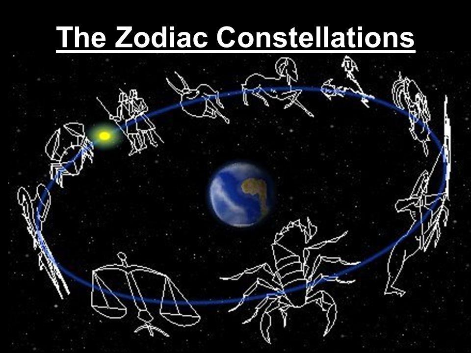 The Zodiac Constellations