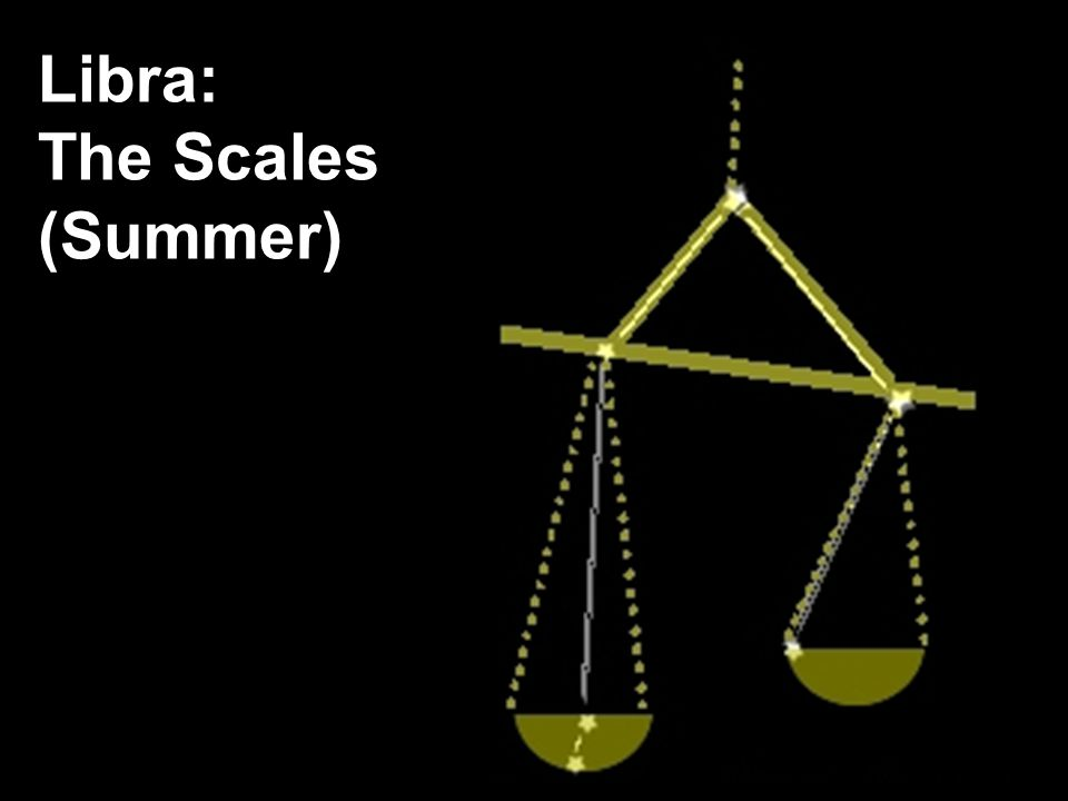 Libra: The Scales (Summer)