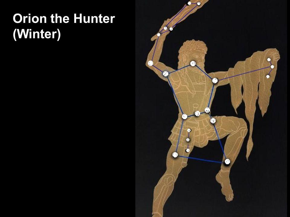 Orion the Hunter (Winter)