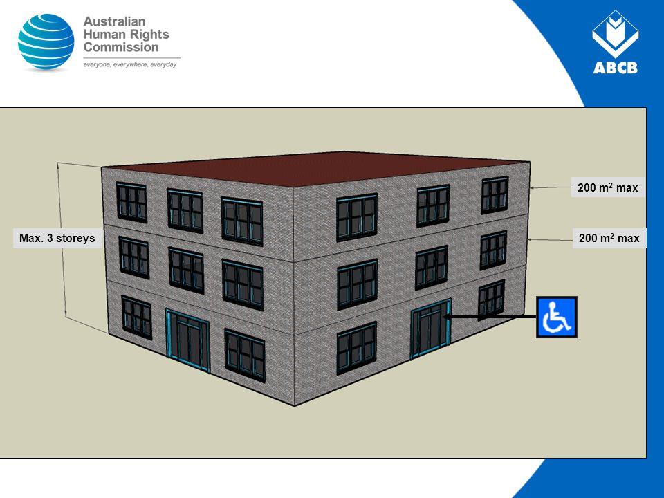200 m2 max Max. 3 storeys 35
