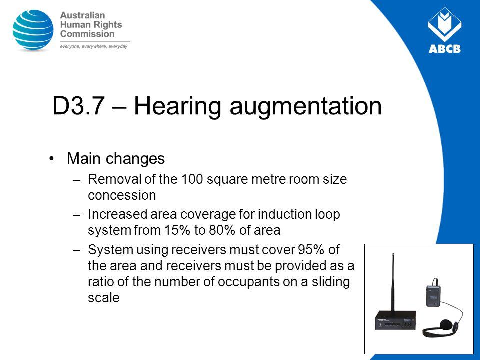 D3.7 – Hearing augmentation