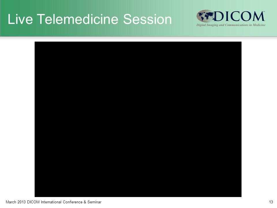Live Telemedicine Session