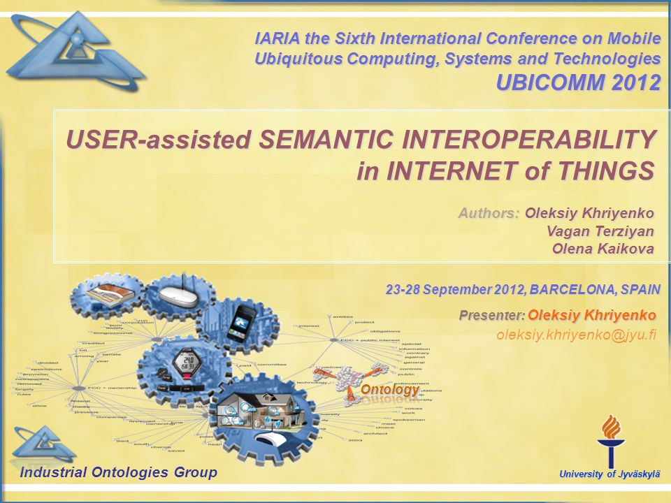 USER-assisted SEMANTIC INTEROPERABILITY in INTERNET of THINGS
