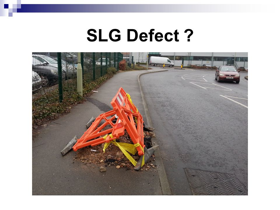 SLG Defect