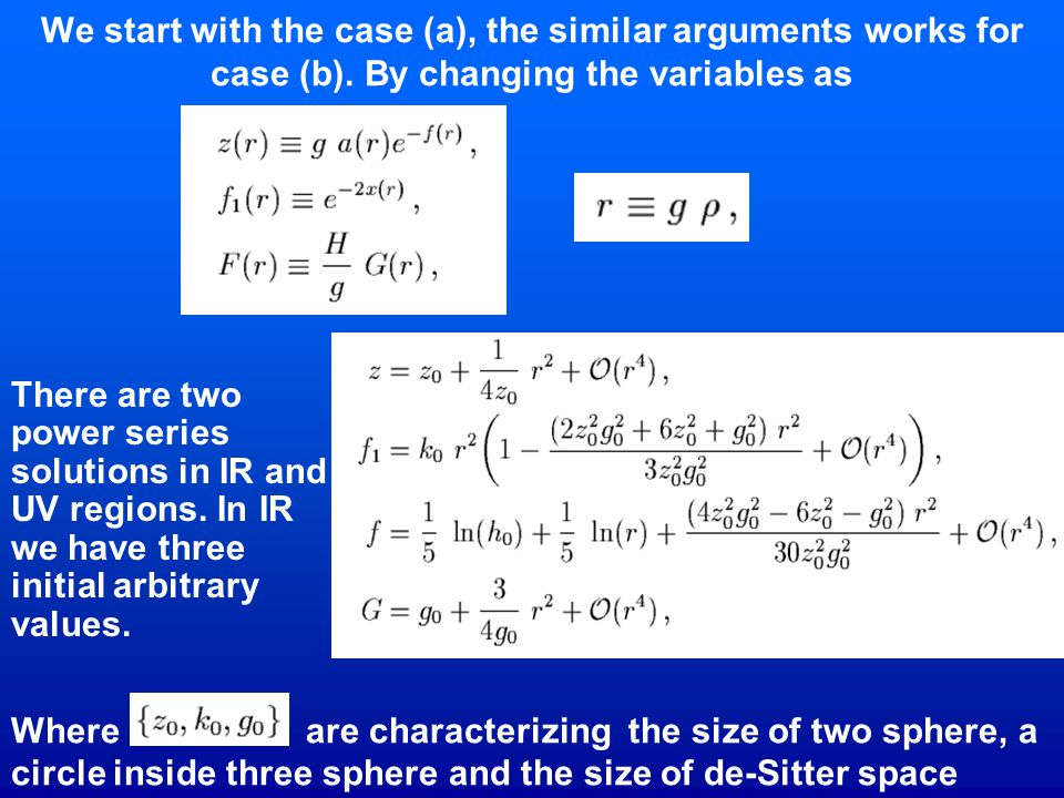 We start with the case (a), the similar arguments works for case (b)