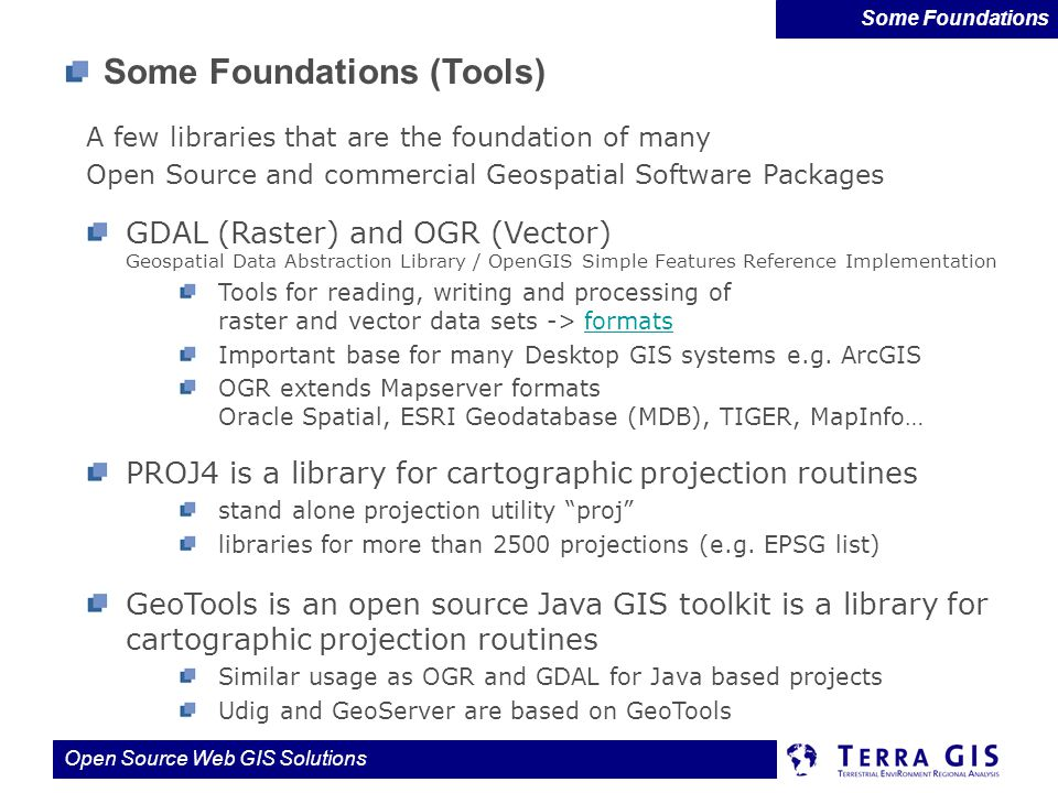 Web gis using open source softwares implementing