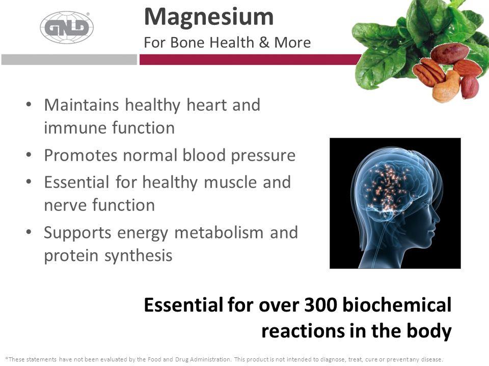 Magnesium For Bone Health & More