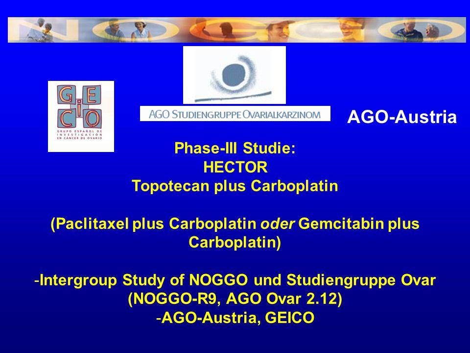 AGO-Austria Phase-III Studie: HECTOR