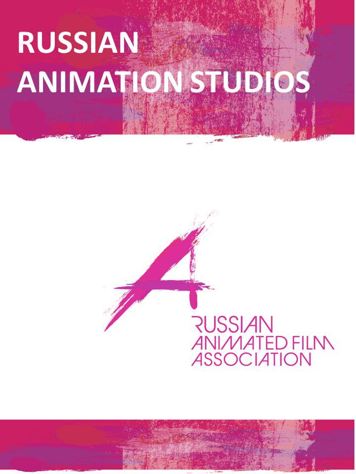 RUSSIAN ANIMATION STUDIOS