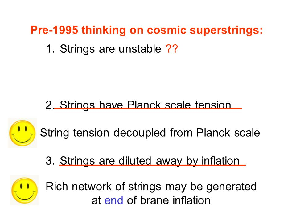Strings have Planck scale tension