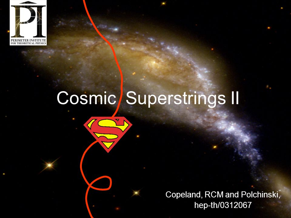 Cosmic Superstrings II