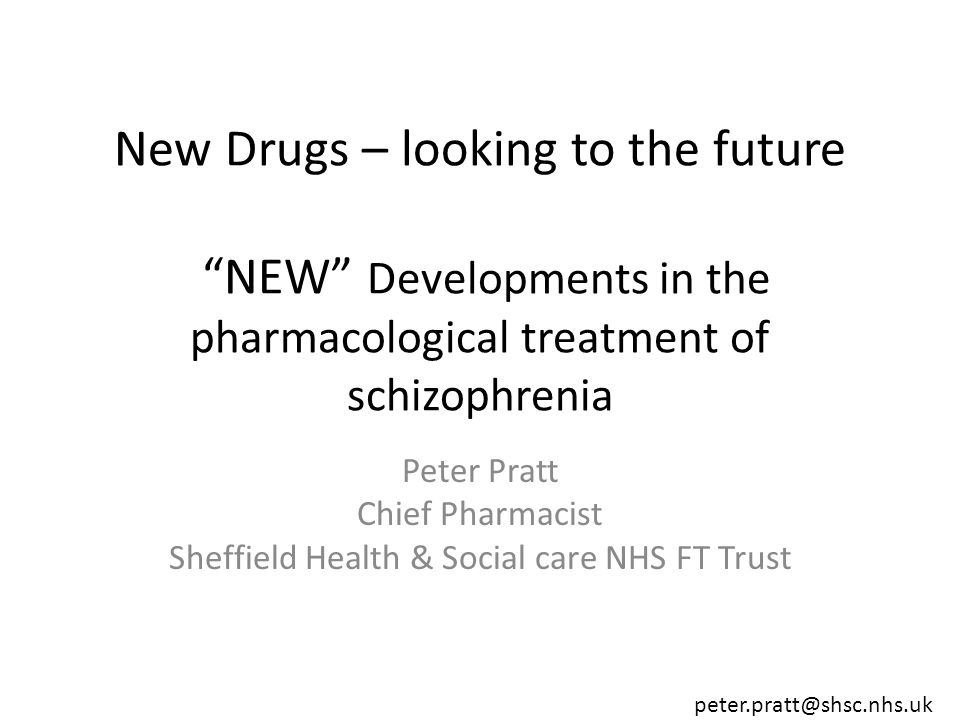 Sheffield Health & Social care NHS FT Trust