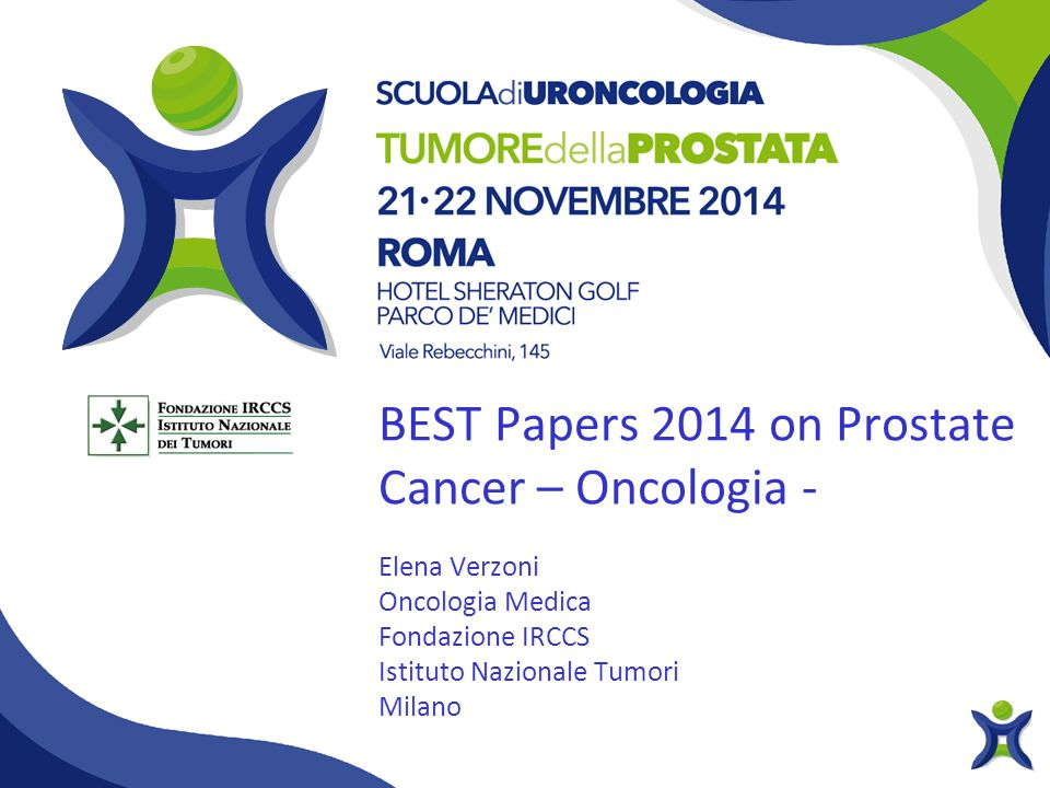 BEST Papers 2014 on Prostate Cancer – Oncologia -