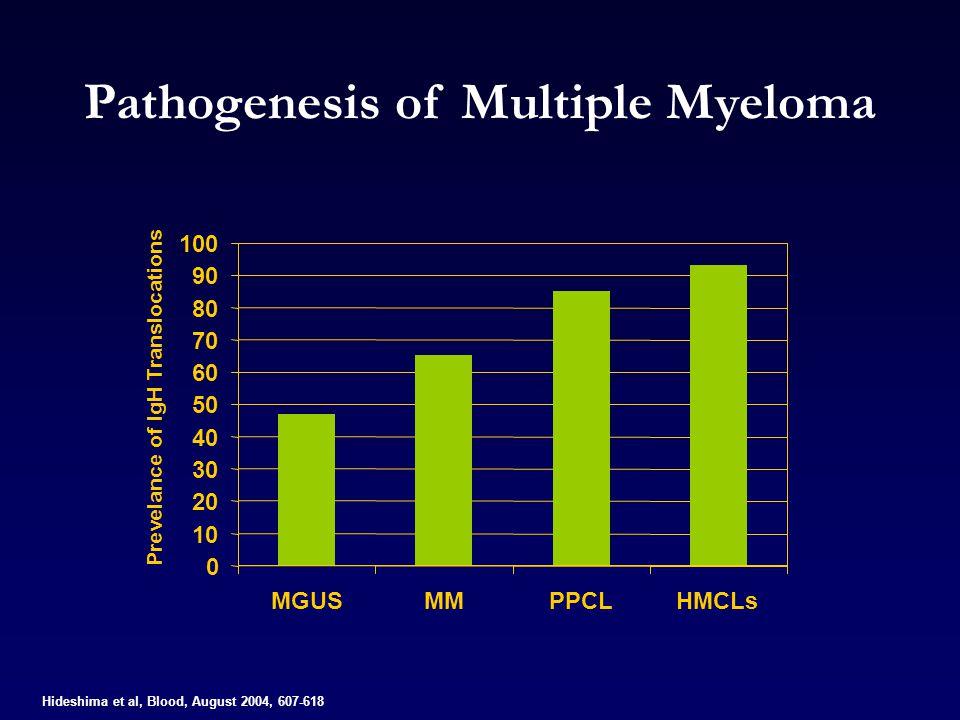 Pathogenesis of Multiple Myeloma