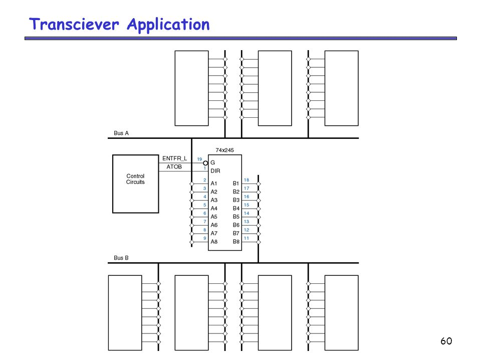 Transciever Application