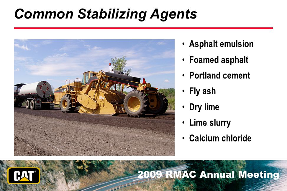 Common Stabilizing Agents