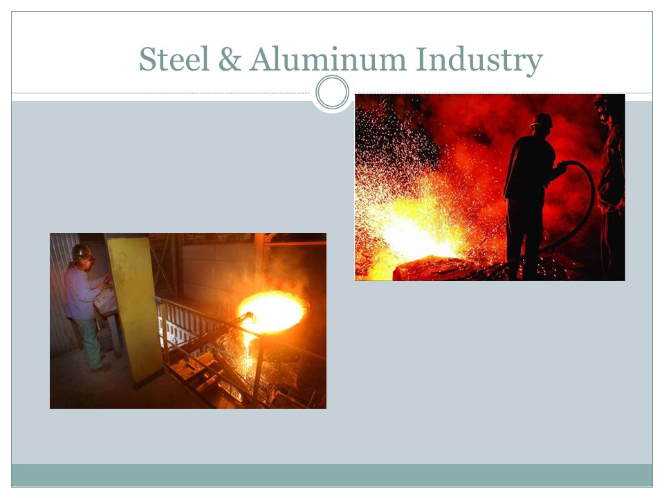 Steel & Aluminum Industry