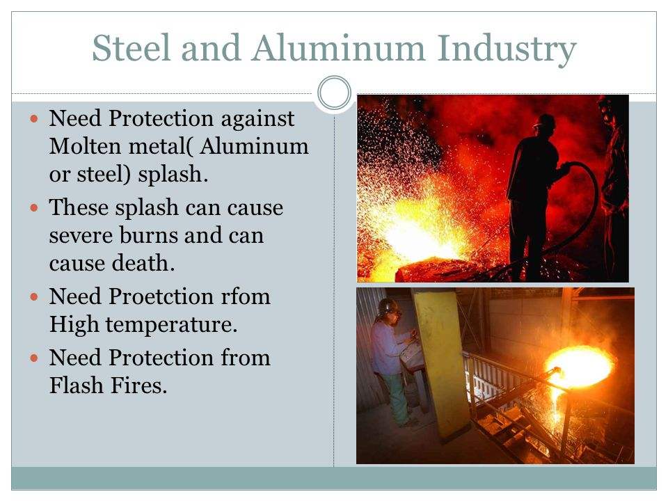 Steel and Aluminum Industry