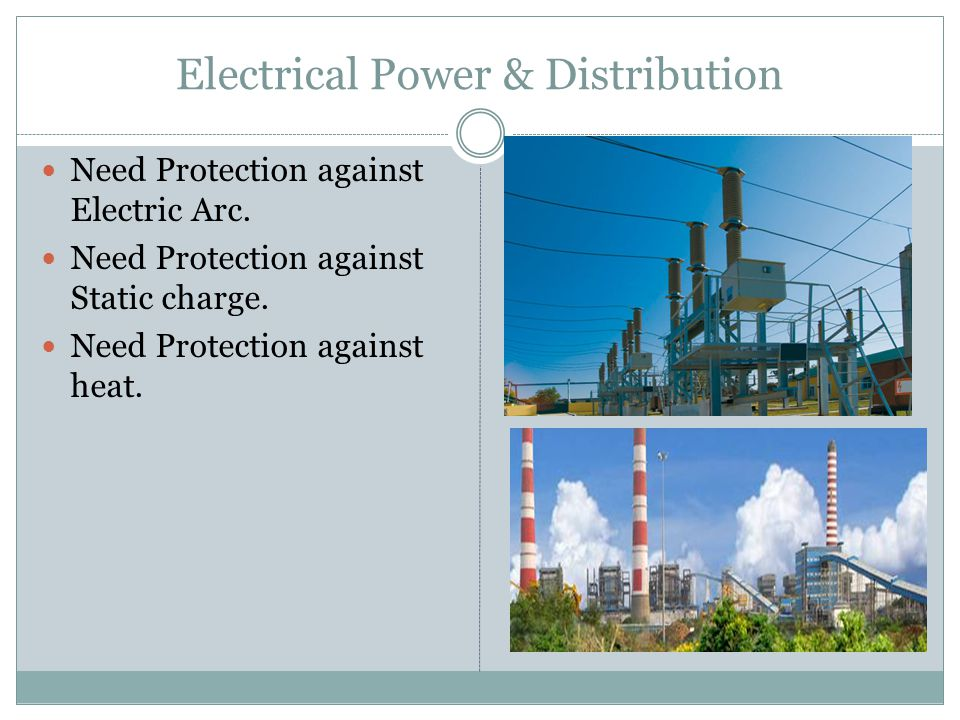 Electrical Power & Distribution
