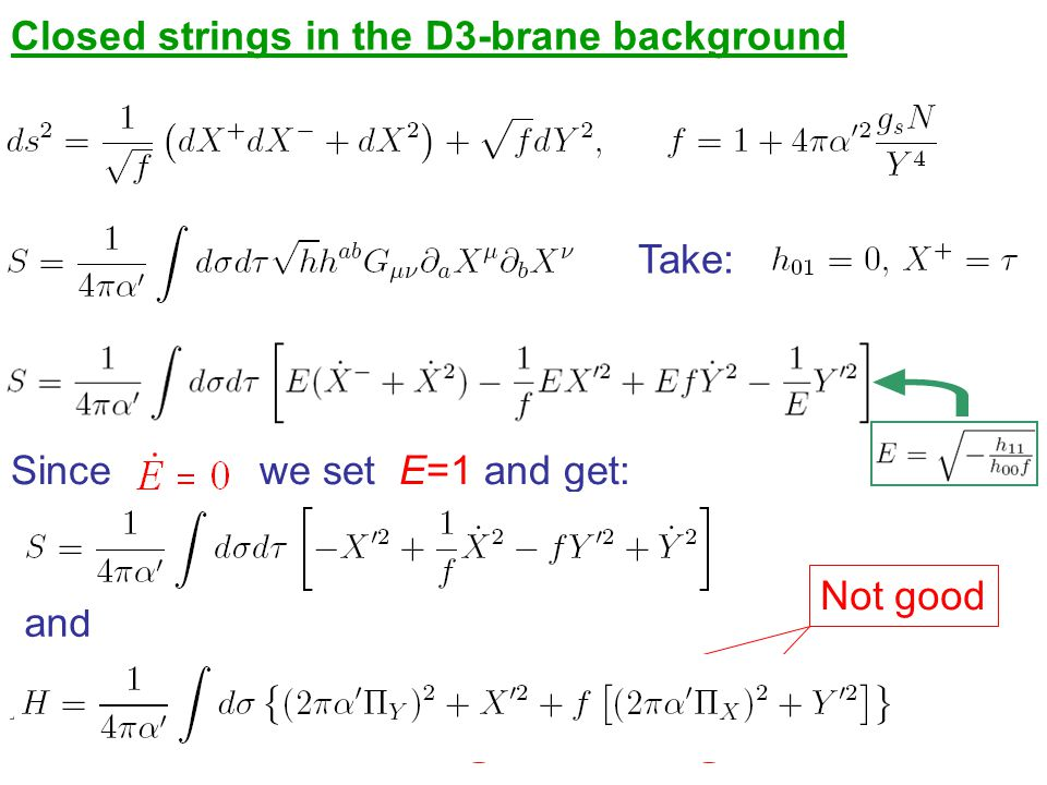 Closed strings in the D3-brane background