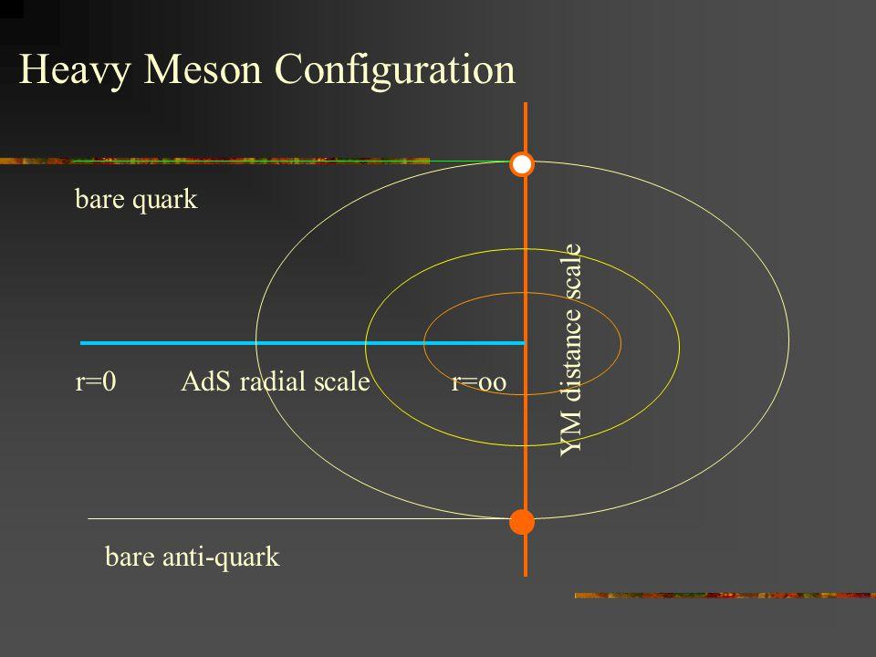 Heavy Meson Configuration