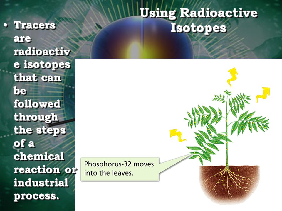 Using Radioactive Isotopes