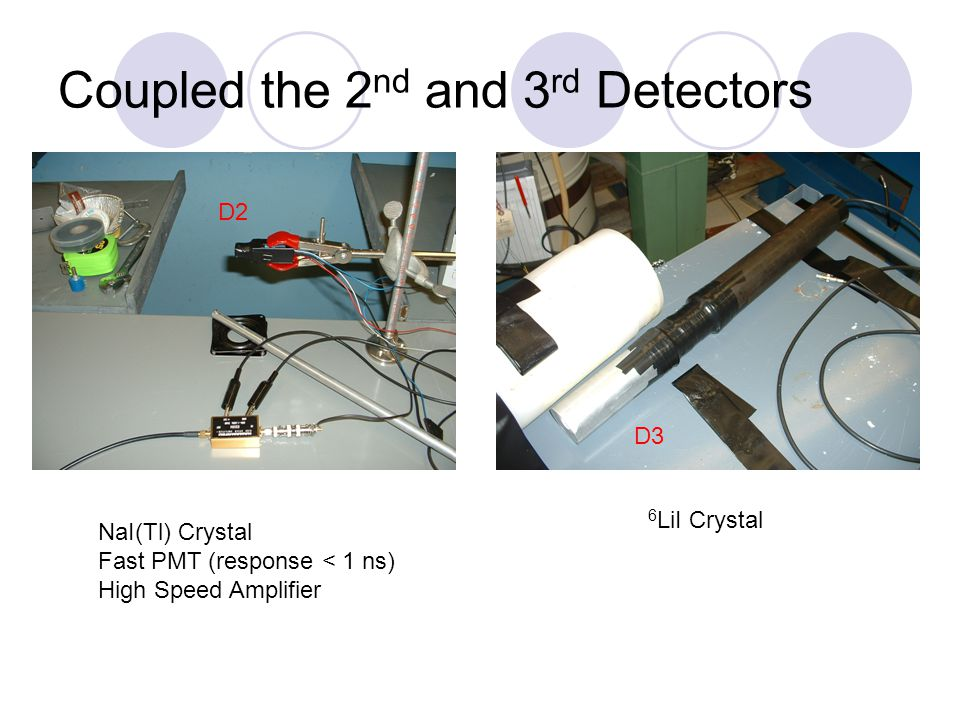 Coupled the 2nd and 3rd Detectors