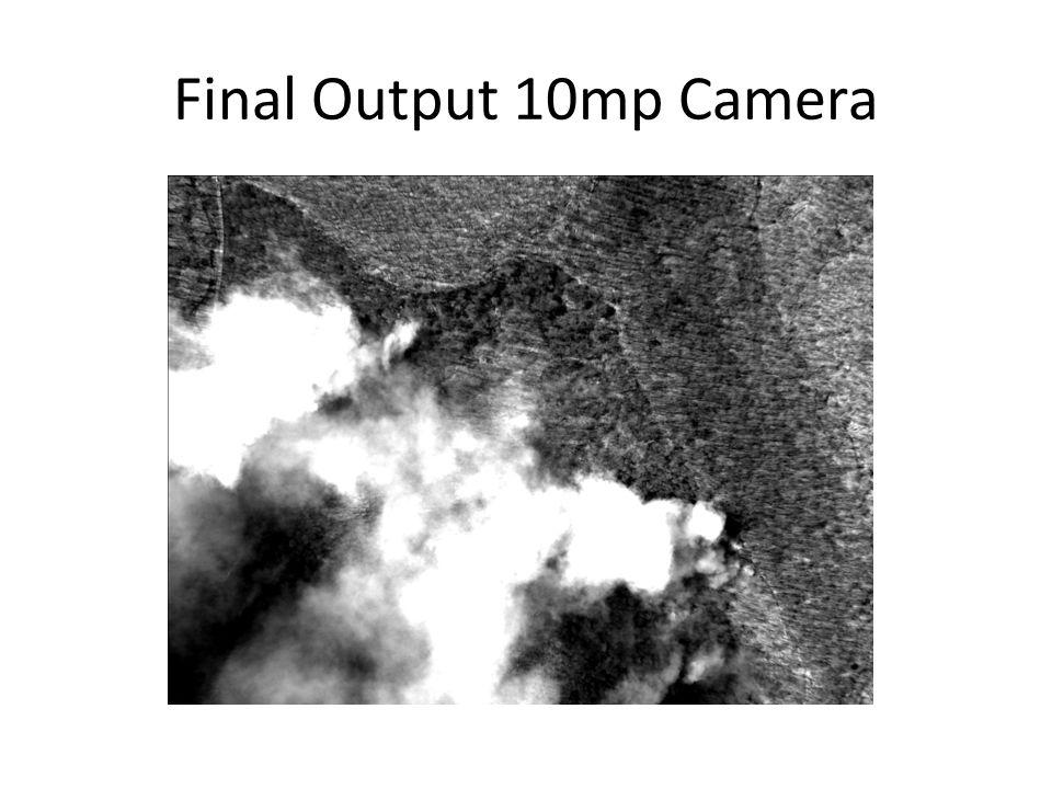 Final Output 10mp Camera