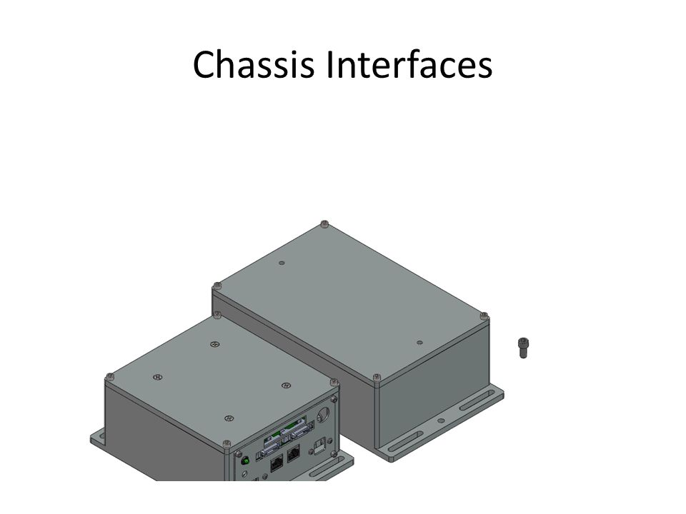 Chassis Interfaces