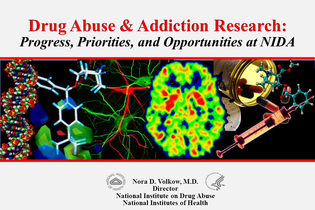 Drug Abuse & Addiction Research: