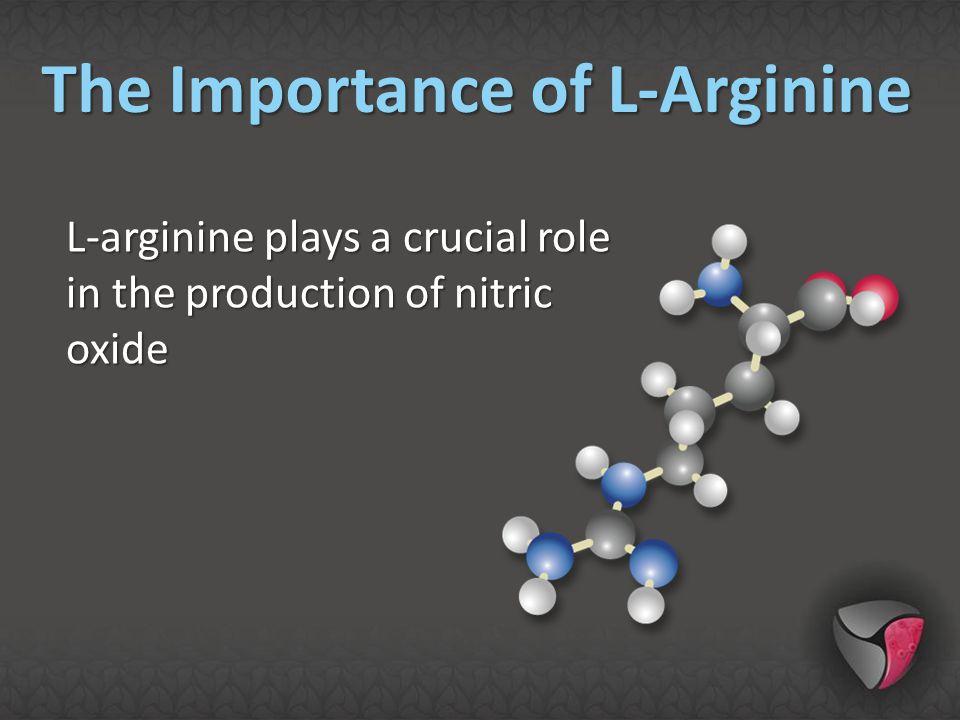 The Importance of L-Arginine