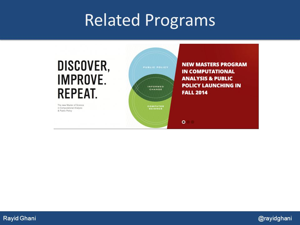 Related Programs