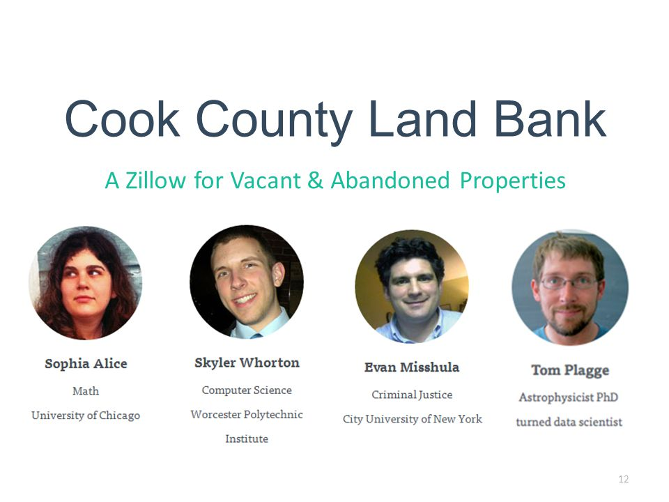 A Zillow for Vacant & Abandoned Properties