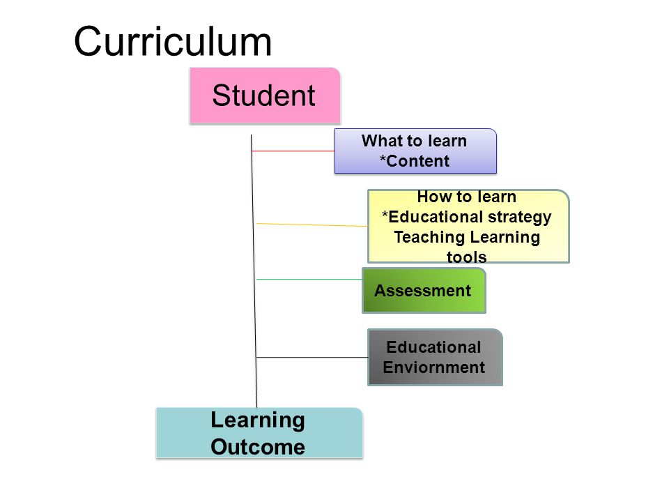 *Educational strategy Teaching Learning tools Educational Enviornment
