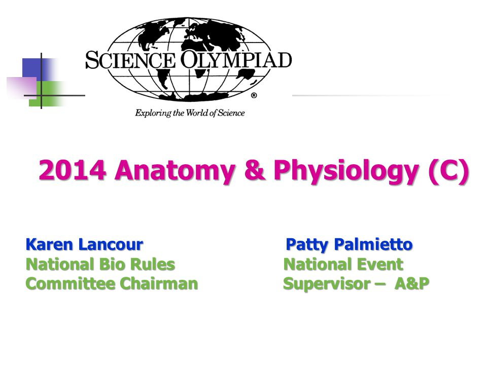 2014 Anatomy & Physiology (C)