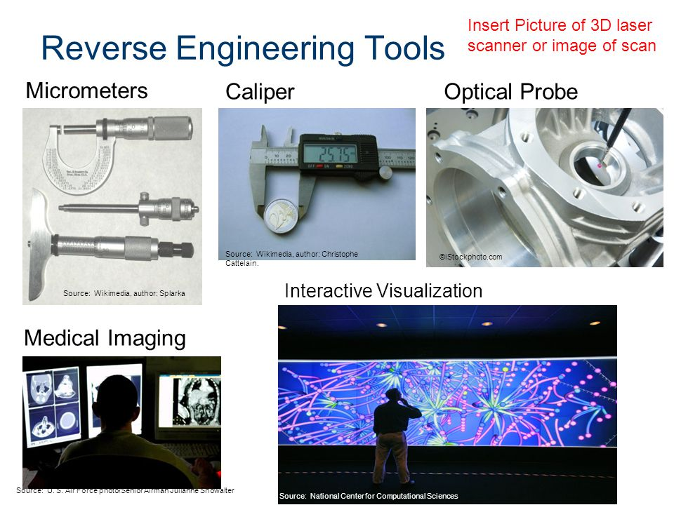 Reverse Engineering Tools