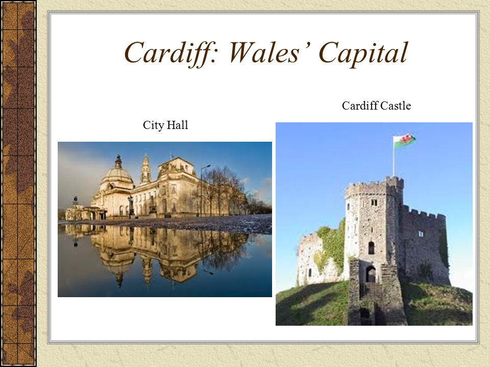 Cardiff: Wales' Capital