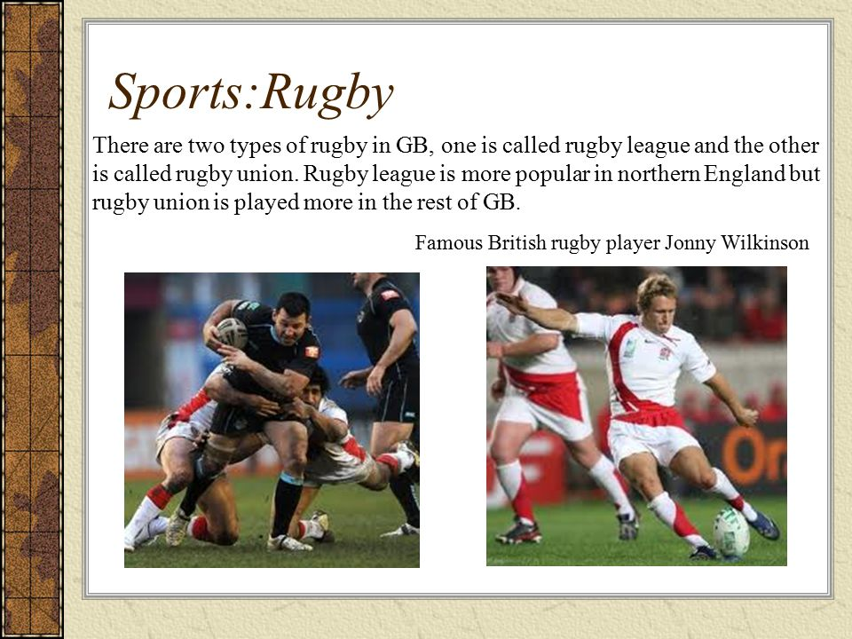 Sports:Rugby