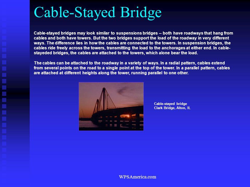 Cable-Stayed Bridge WPSAmerica.com