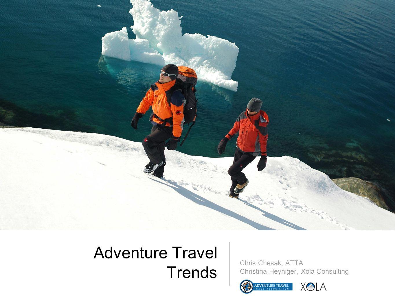 Adventure Travel Trends